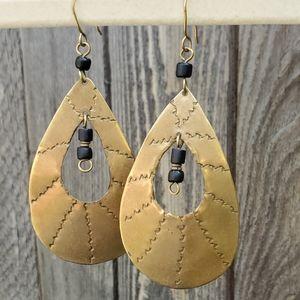 VTG 90's earrings